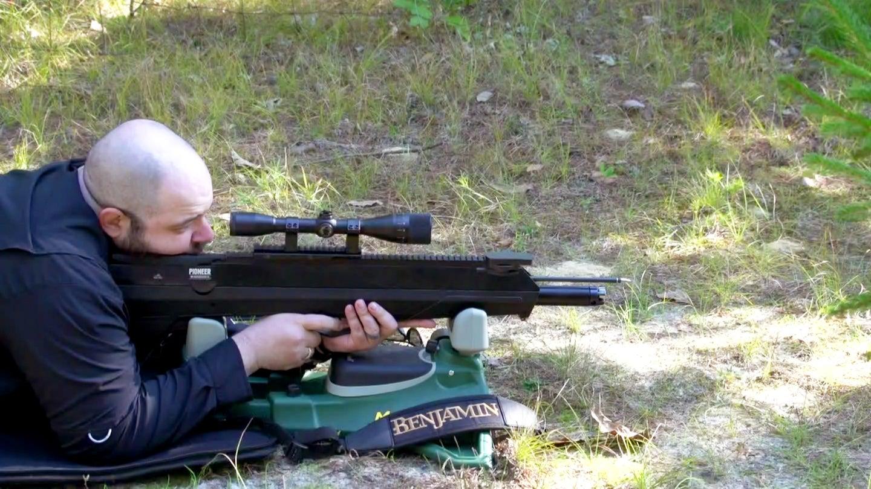 Arrow Gun Review: Benjamin Pioneer Airbow