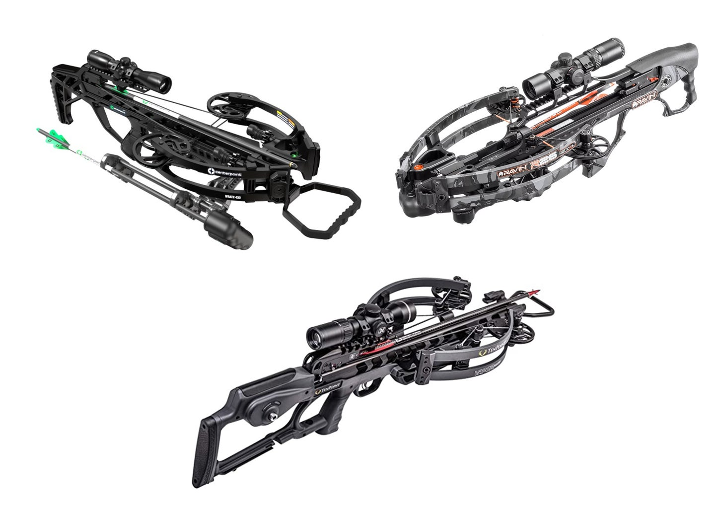 best crossbows collage