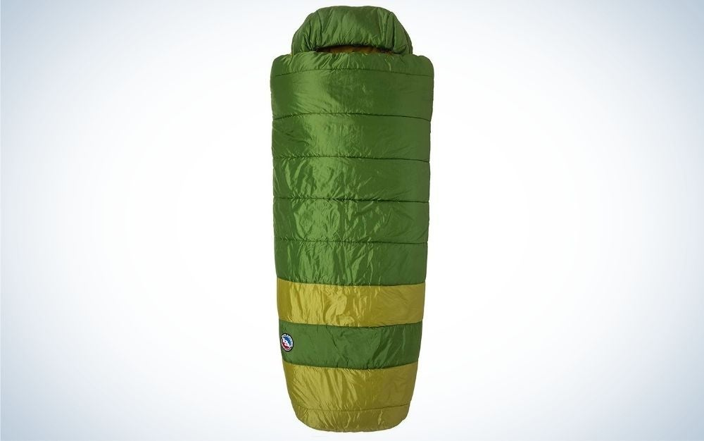 Big agnes echo park are the best sleeping bags for cold weather