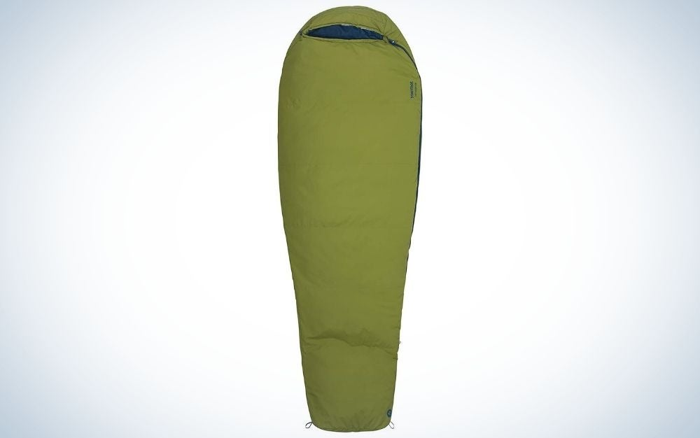 The Marmot voyager 55 are the best sleeping bags for summer