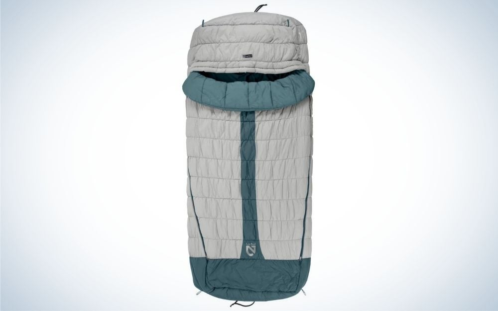 Nemo jazz 20 is the best air mattress sleeping bag