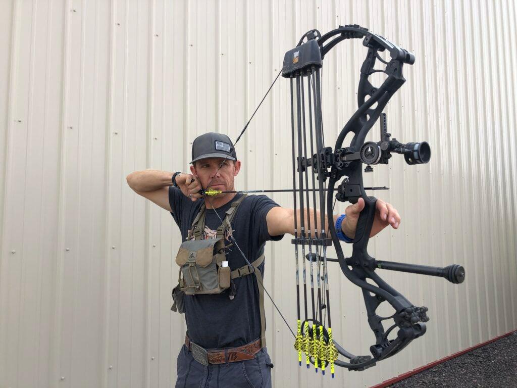 Jace Bauserman Archery