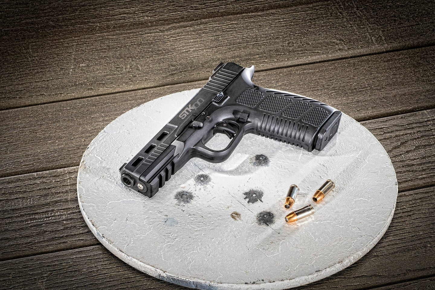 RIA STK100 competition pistol