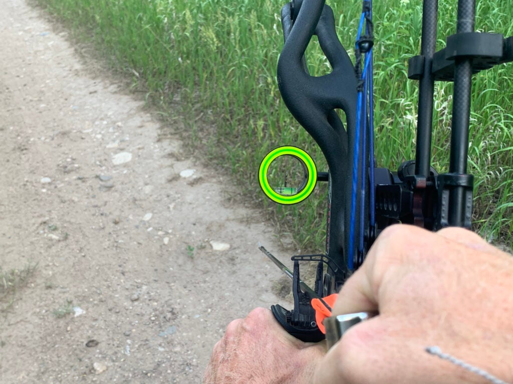 The best compound bow accessories include a bow rest
