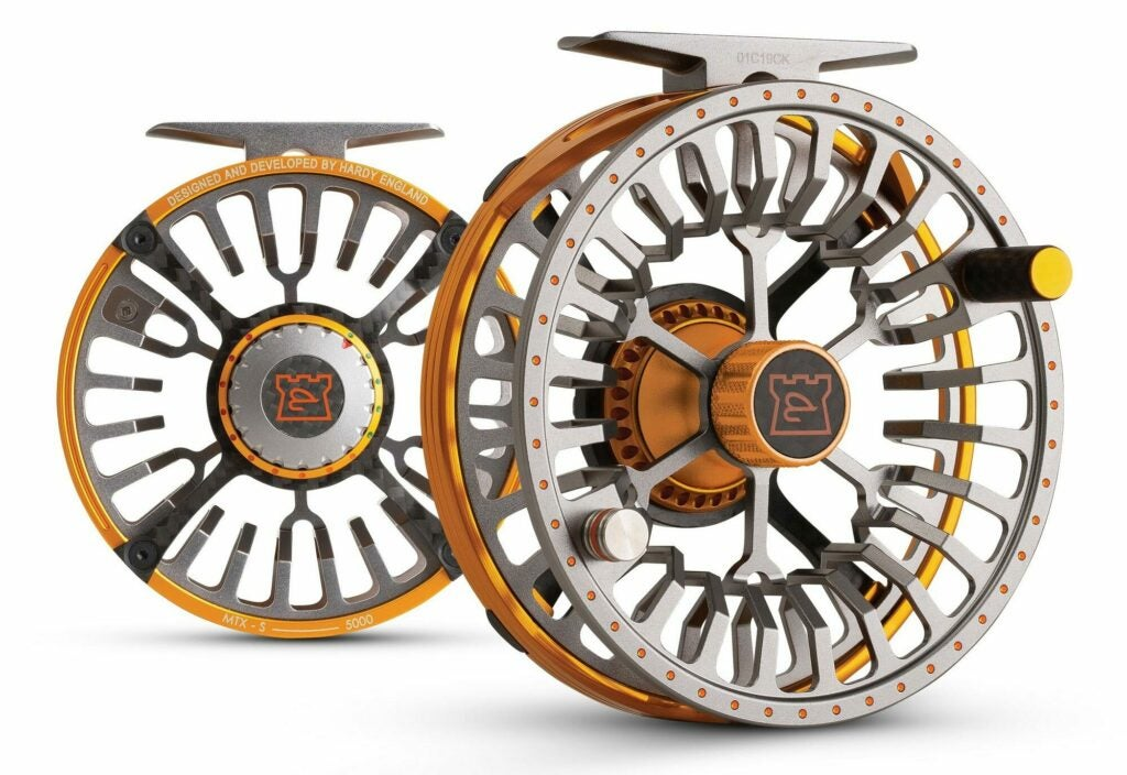 Hardy Ultralite MTX-S fly reel is a best fly reel for trout fishing