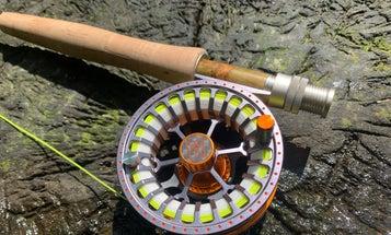 Fly Fishing Reel Review: Hardy Ultralite MTX-S Fly Reel