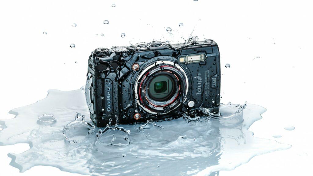 Olympus Tough TG-6 Digital Camera.