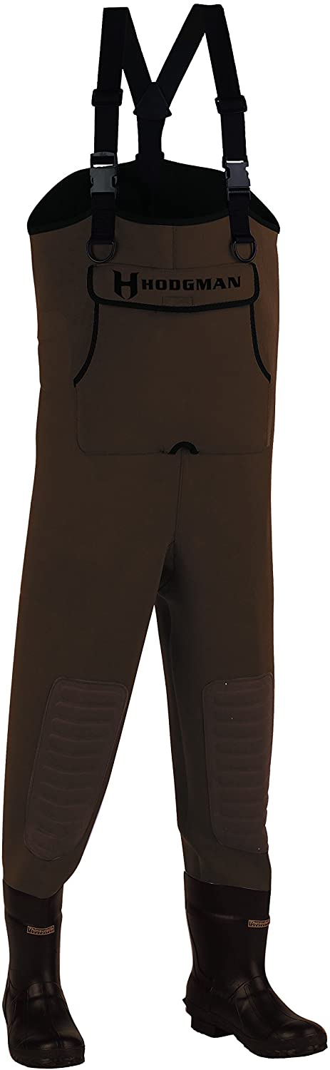 Hodgman Caster Neoprene Cleated Bootfoot Chest Fishing Waders