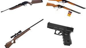 Best BB Gun: 4 Rifles and Pistols for Training and Backyard Fun