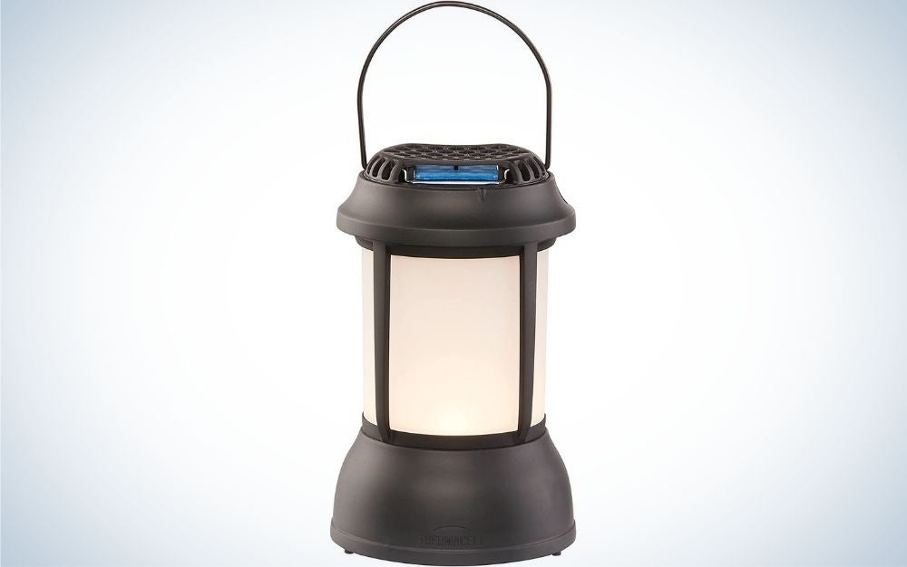 Thermacell lantern is our pick for best thermacell for nighttime