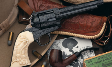 Elmer Keith's No. 5, The Greatest Custom Colt Revolver of All Time, is For Sale