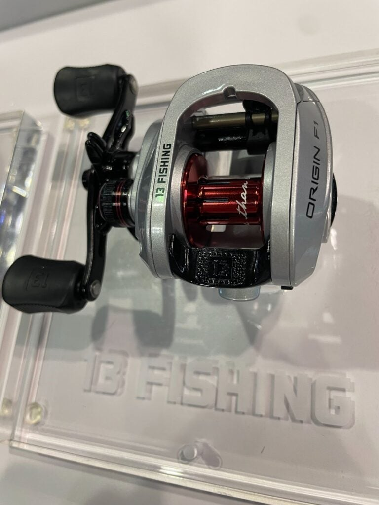 The 13 Fishing origin is a best new reel of 2021