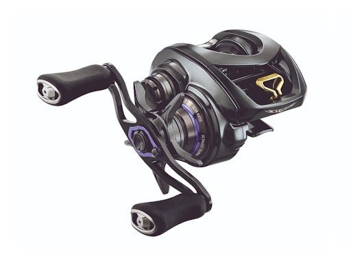 The Daiwa Steeze is a best new fishing reel of 2021