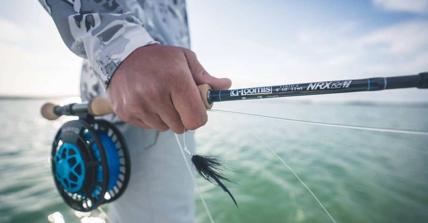 The G. Loomis NRX+ T2S Fly Rod is a best fishing rod of 2021