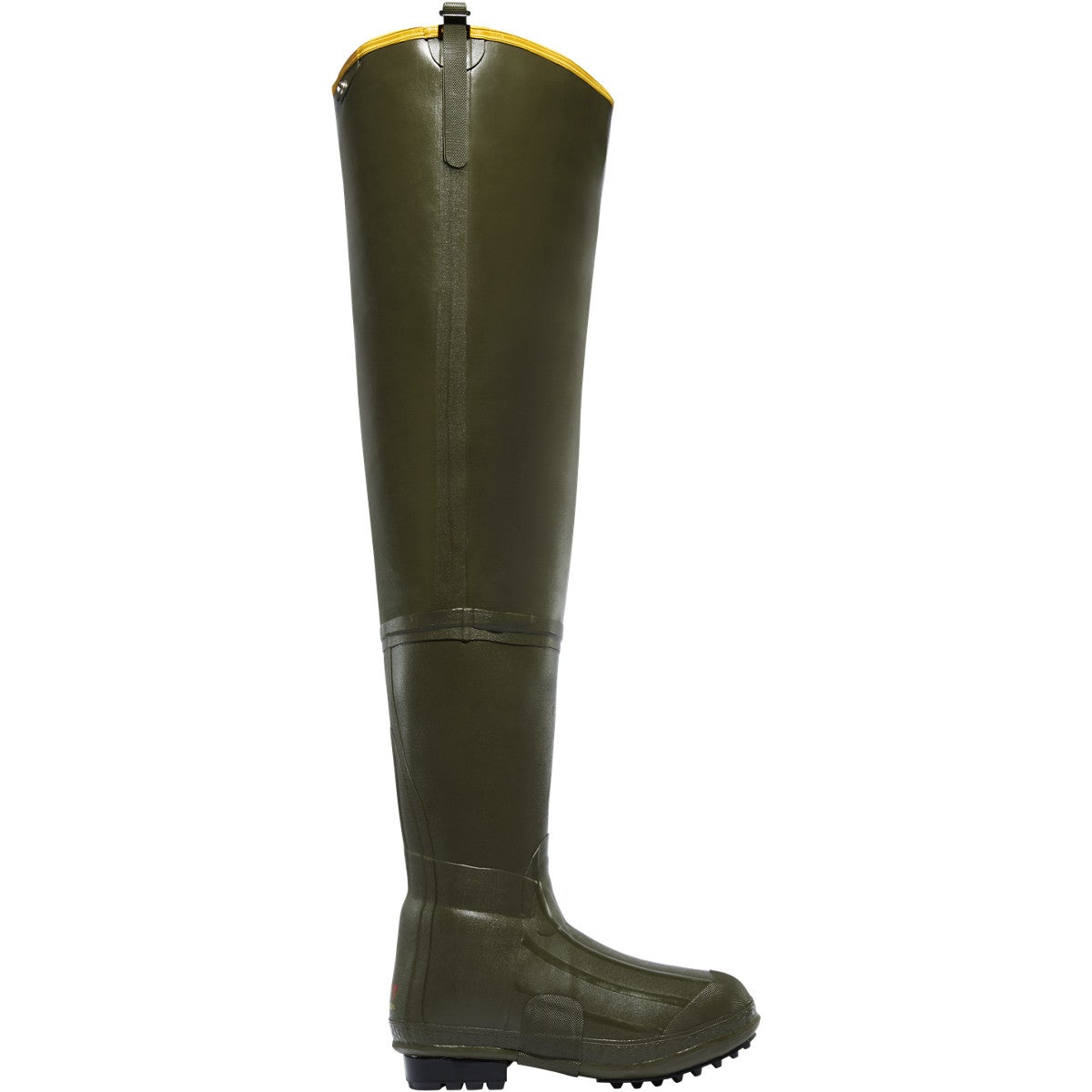 LaCrosse hip boots are the best hip waders.