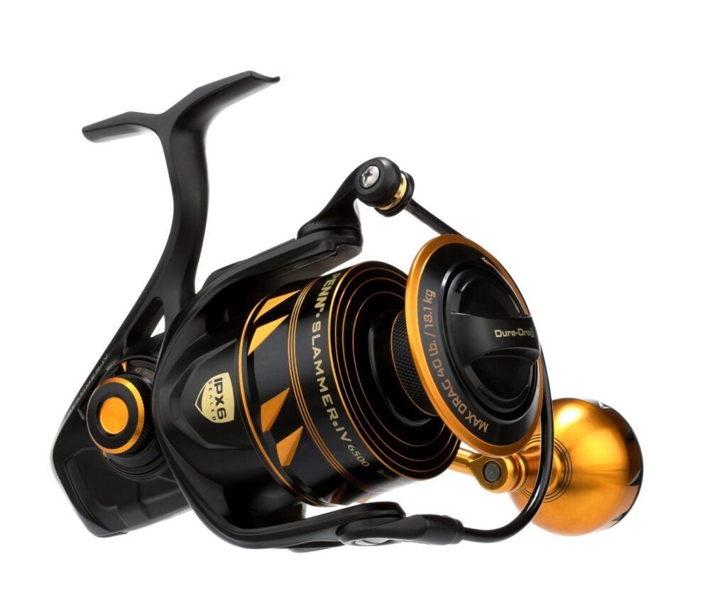 Penn Slammer IV is a best fishing reel of 2021