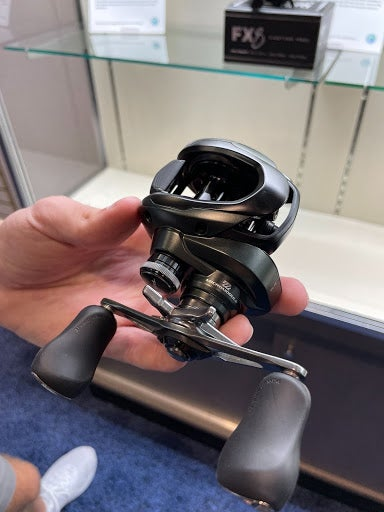 The Shimano Curado MGL 150 is a best fishing reel of 2021