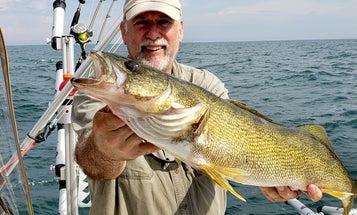 Lake Erie Algae Bloom Intensifies But Anglers are Optimistic