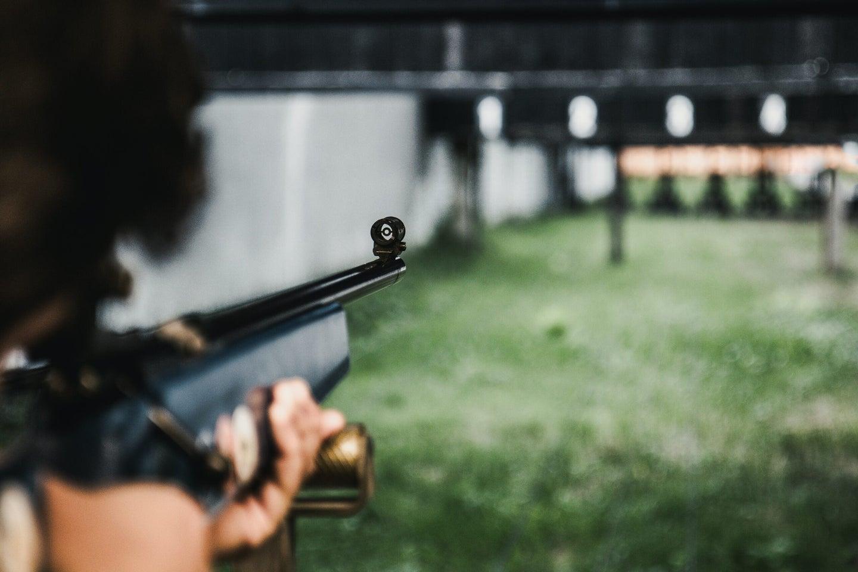 air rifle range