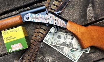 My First Gun: A .410 H&R Topper for 40 Bucks