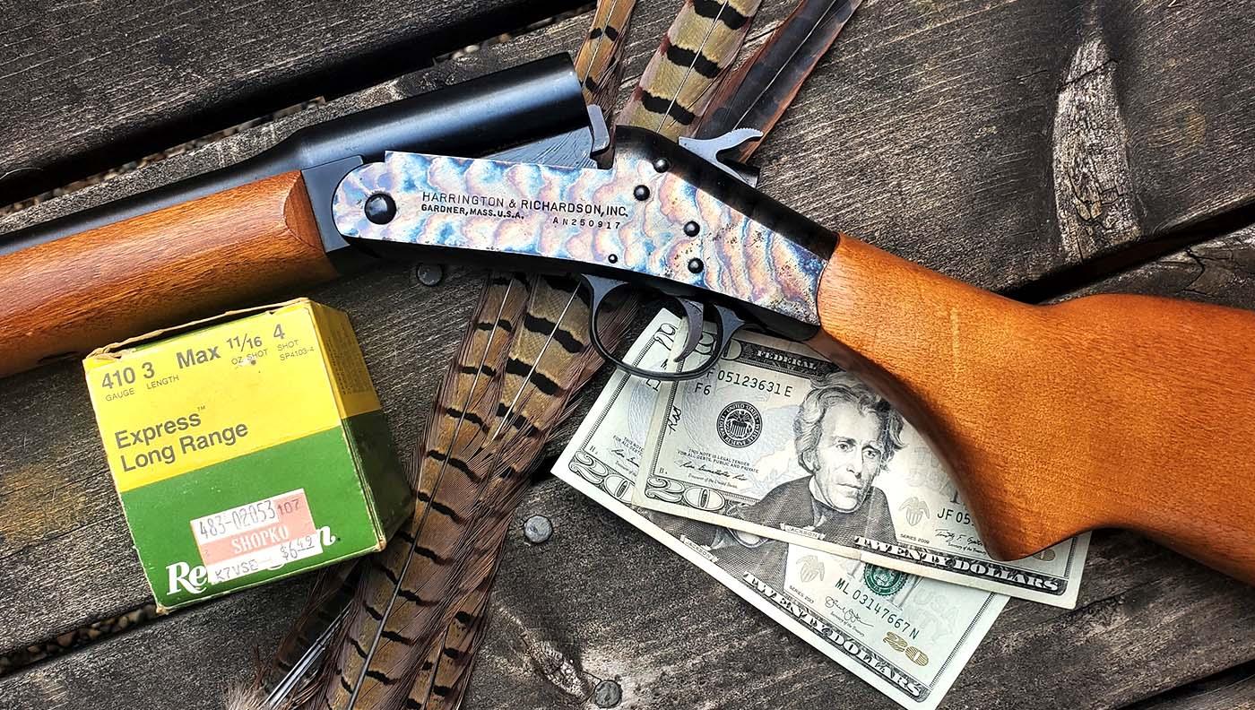 H&R .410 Shotgun