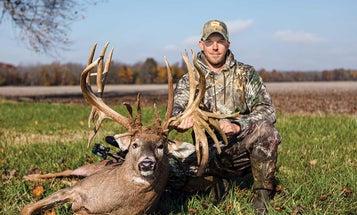 P&Y Names Luke Brewster Ishi Award Winner for World Record Buck