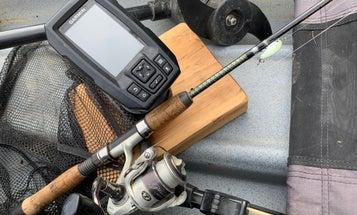 Fish Finder Review: Garmin Striker 4