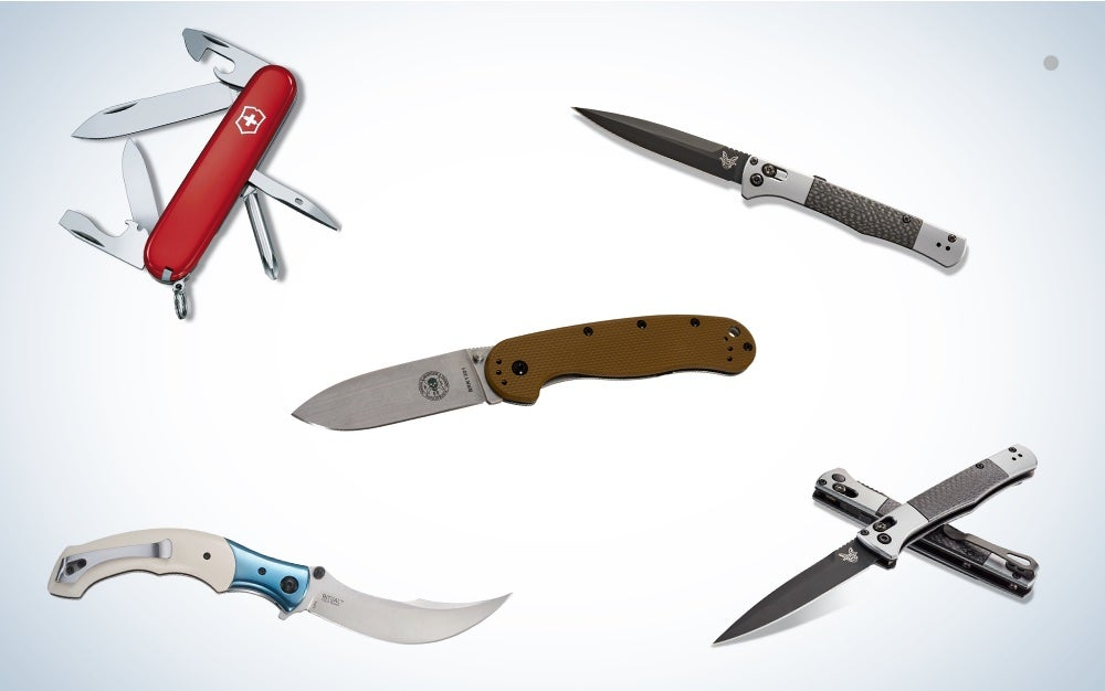 Folding knife lead image