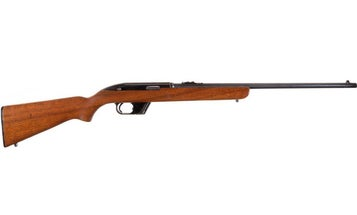 My First Gun: A Winchester Model 77 .22, Barely Used