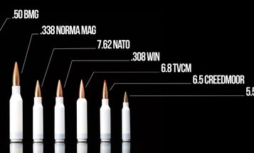 Ultralight Composite-Cased Rifle Ammo Now Available to the Public
