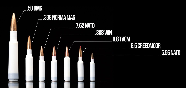true velocity composite-cased ammo offerings.