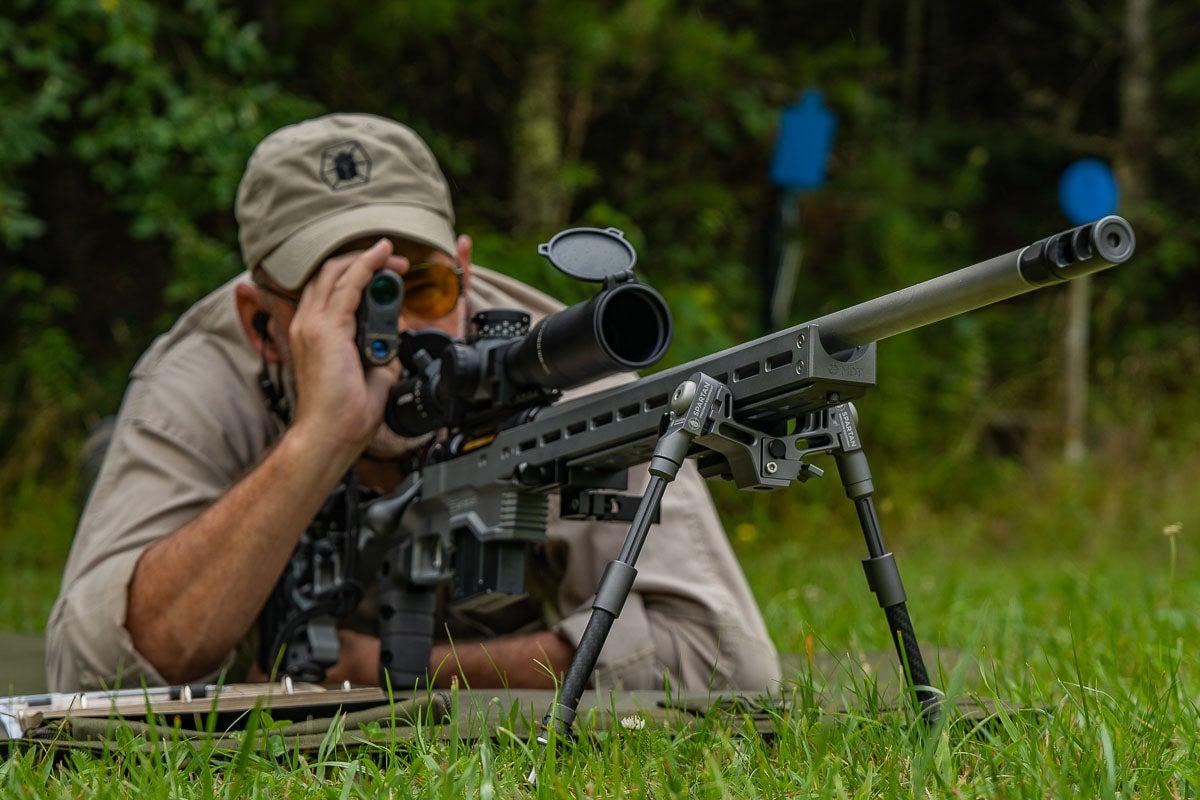bipod for long range shooting