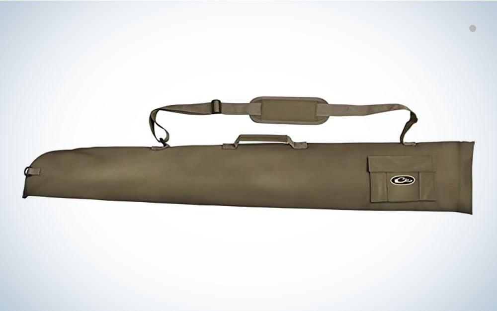 Drake Waterfowl Floating Side-Opening Padded Gun Case