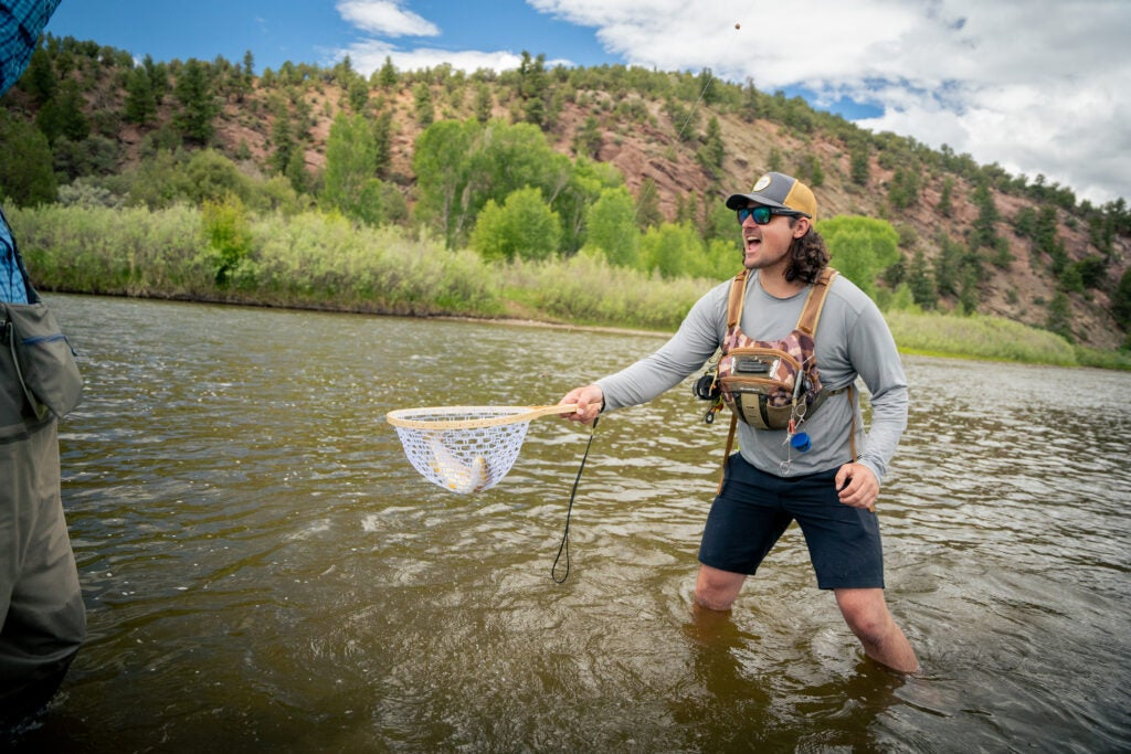 How a Colorado Nonprofit is Helping Men Fight Mental Illness by Taking Them Fishing