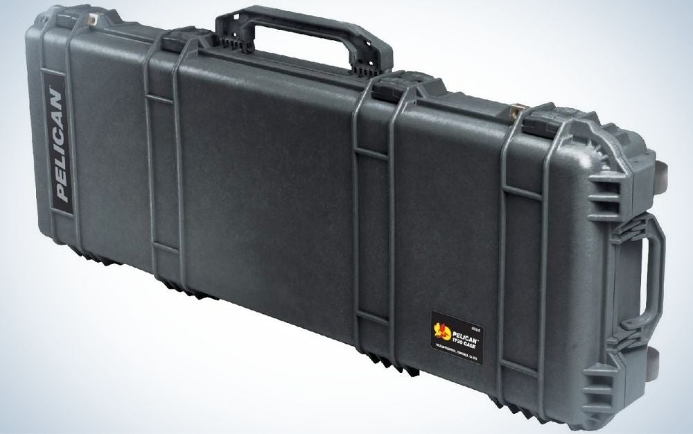Pelican Protector Series is our pick for rifle cases.