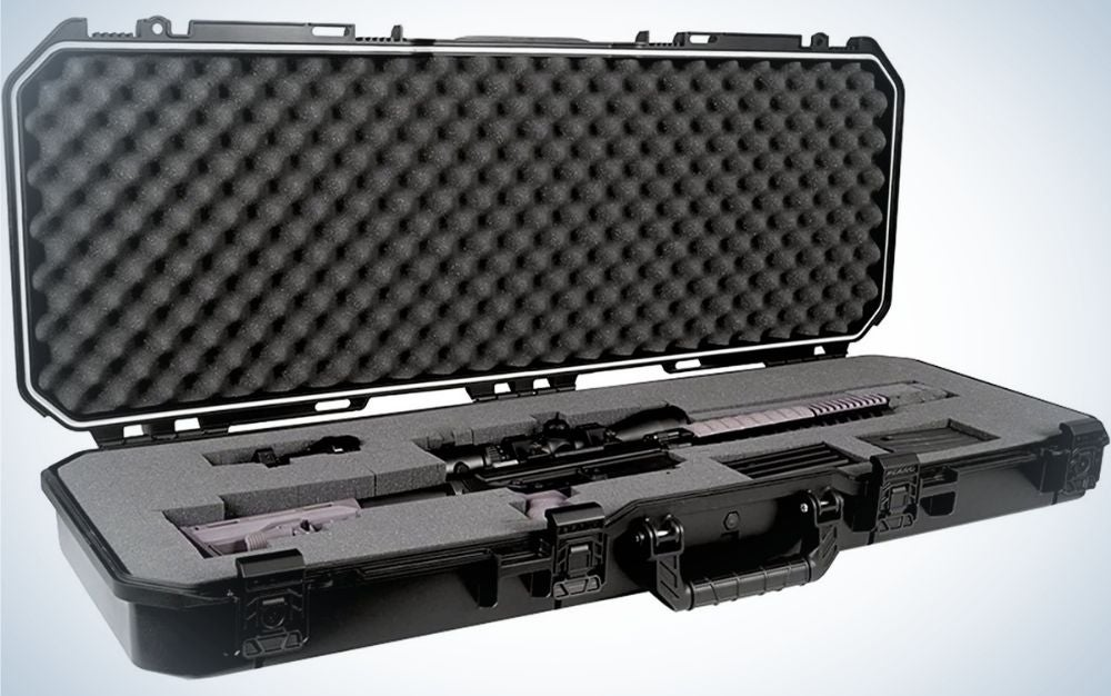 Plano is our pick for best rifle cases on a budget.