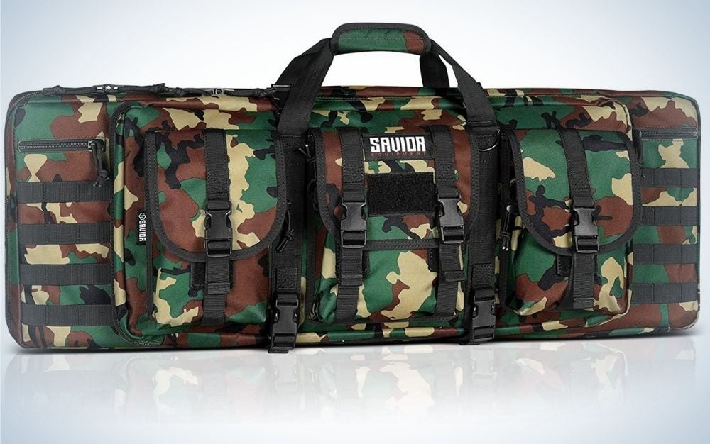 Savior Equipent is our pick for best rifle cases.