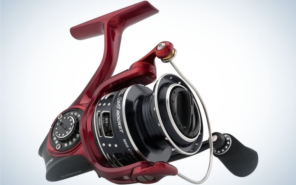 Abu Garcia is our pick for the best spinning reels.