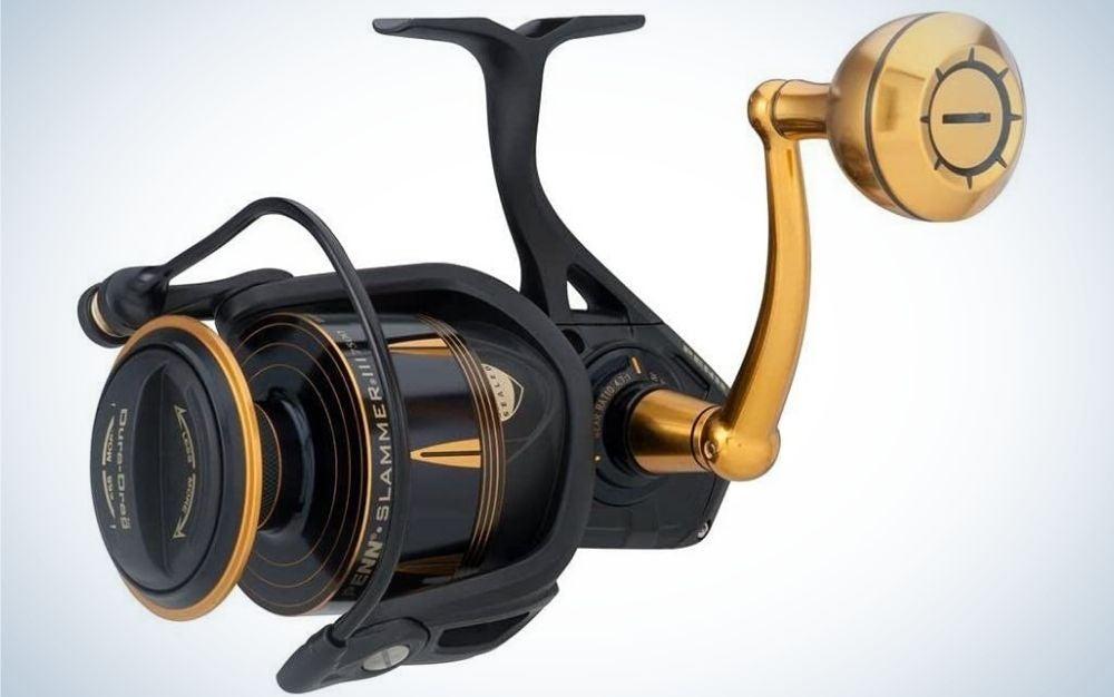 Penn Slammer III is our pick for the best spinning reels.