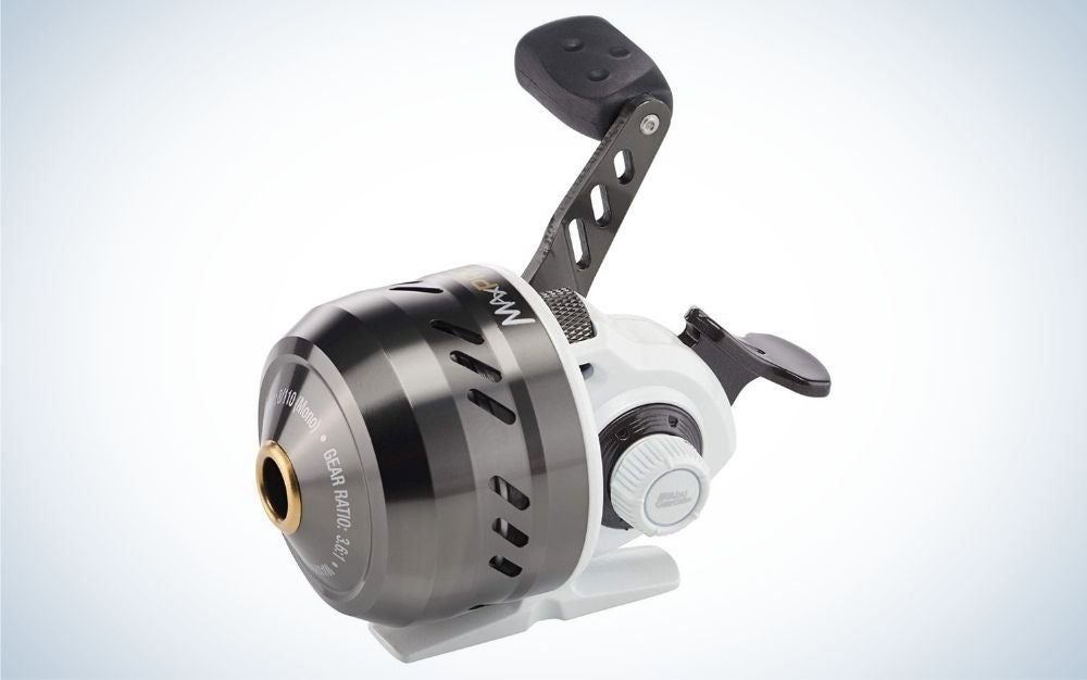 The best spincast reels include the Abu Garcia Max Pro.