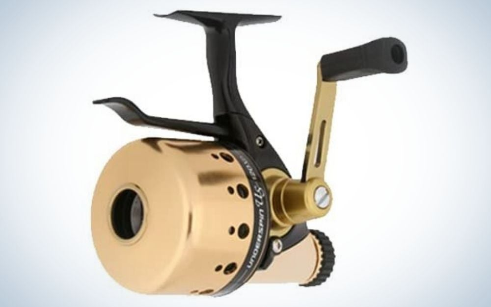 The best spincast reels include the Daiwa Underspin.