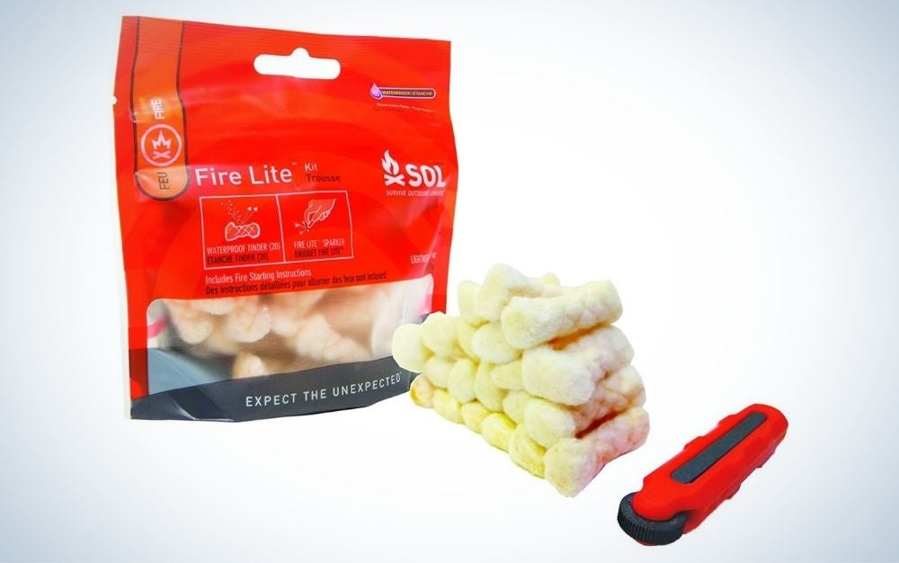 Sol Fire Lite Kit is our pick for best fire starters.