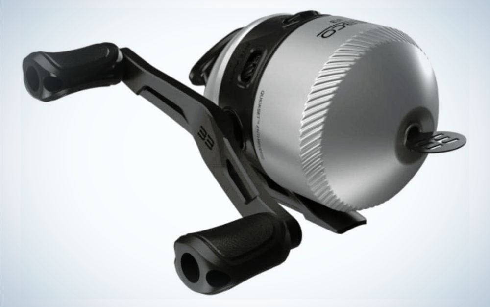 The best spincast reels include the Zebco 33.