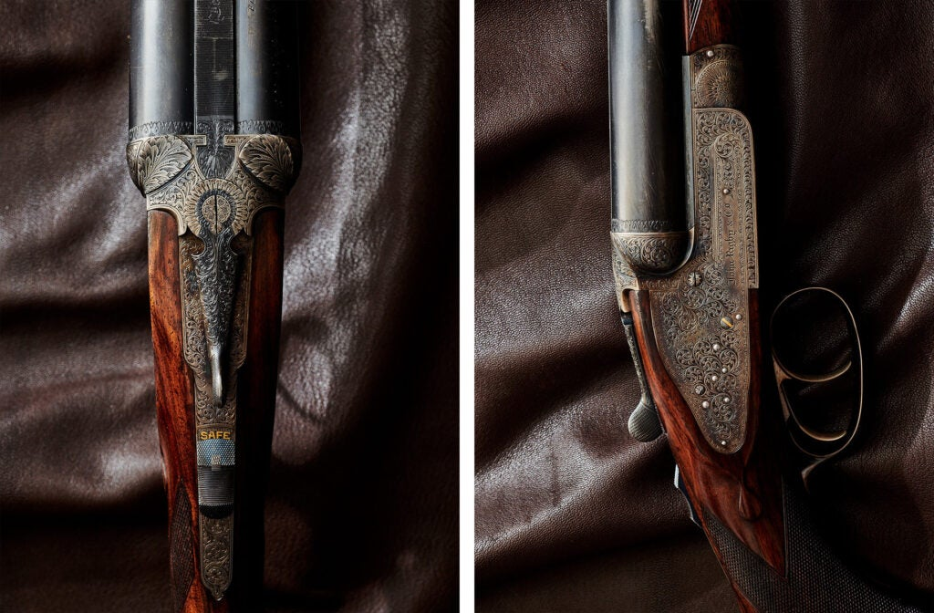 Q&A: Westley Richard's L.D. McCaa on Why  Dangerous Game Guns are So Cool