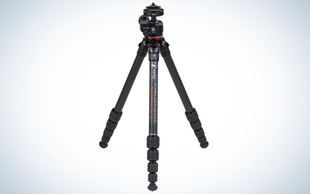 Gunwerks Revic Stabilizer is our pick for best hunting tripods