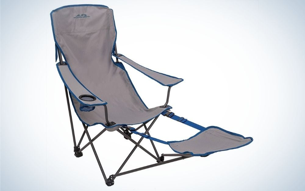 ALPS Mountaineering Escape chair is our pick for the best camping chairs.