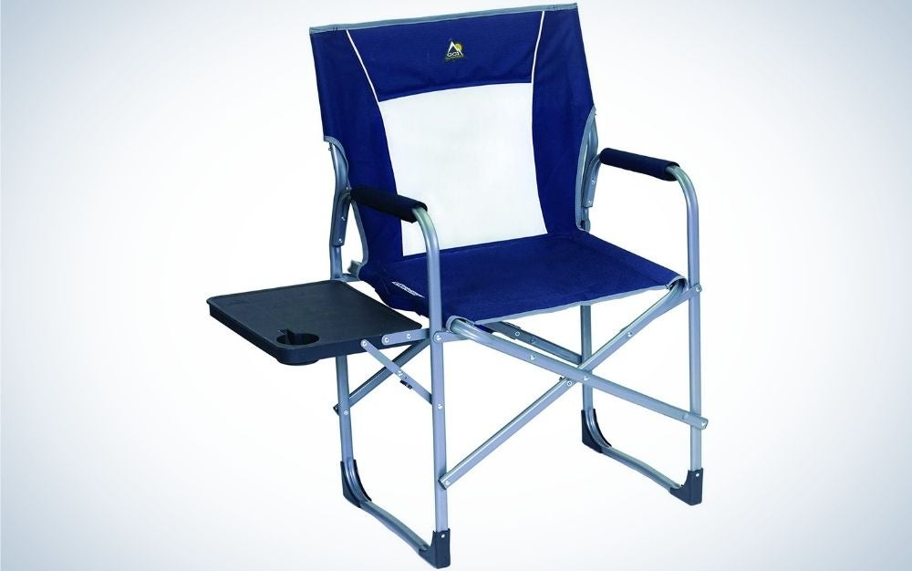 GCI Outdoor Slim is our pick for the best camping chairs.