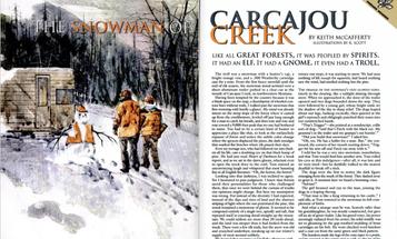 F&S Classics: The Snowman of Carcajou Creek