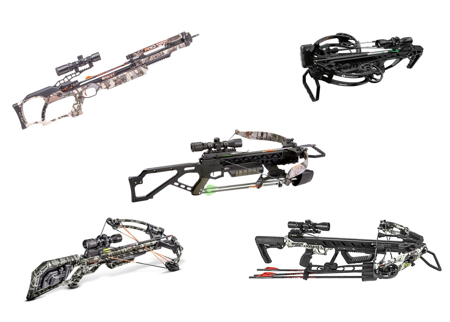 best crossbow for the money collage