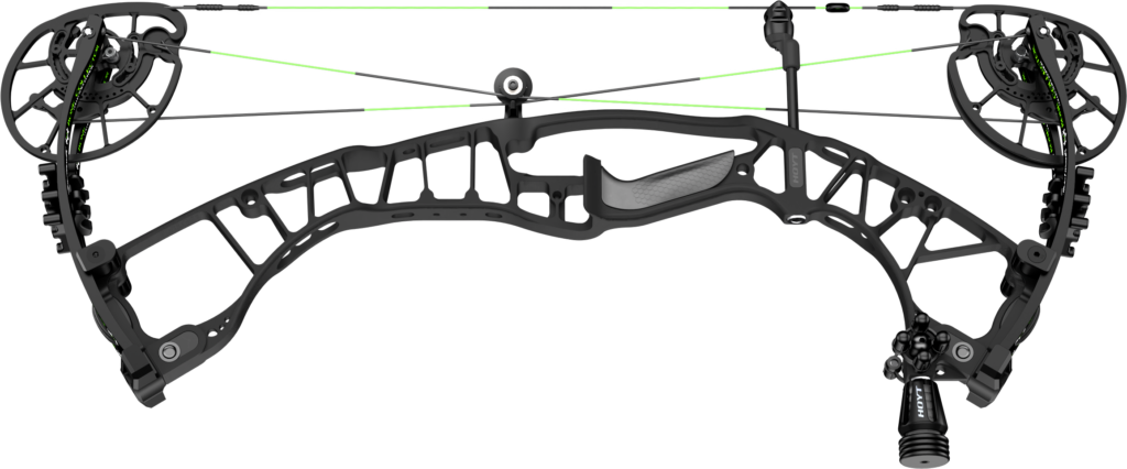 New Hoty Ventum compound bow